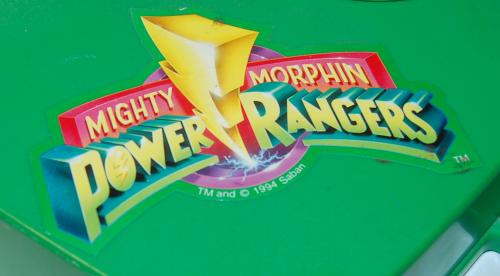 Power ranger rockem sockem game x