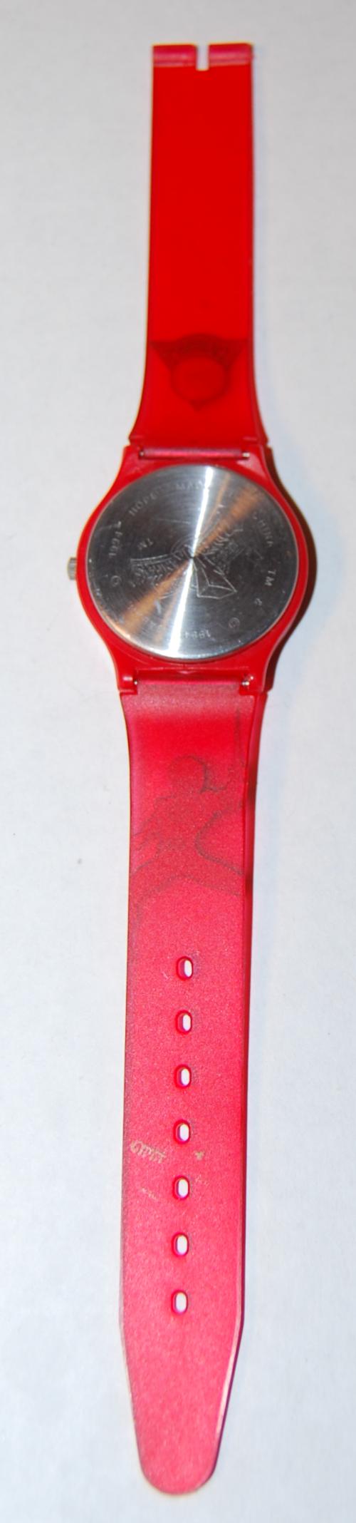 Power ranger watch x