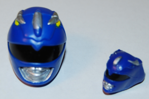 Blue ranger ring