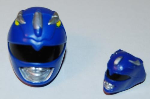 Blue ranger ring