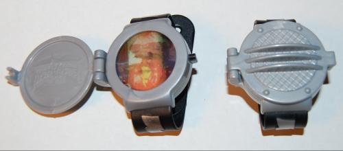 Power ranger morphing winky wristband