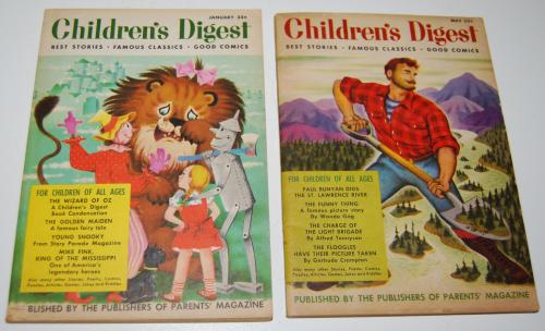 Vintage children's digest 2