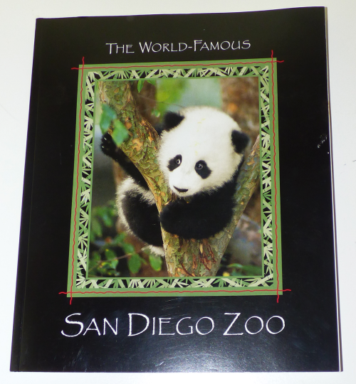 San diego zoo book