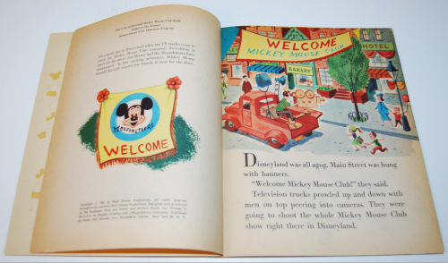 Mickey mouse & the missing mouseketeers book 2