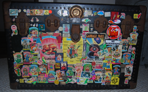 The treasure trunk