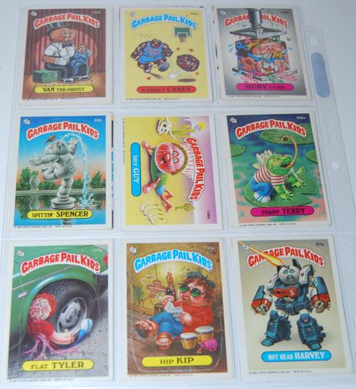 Garbage pail kids cards 5