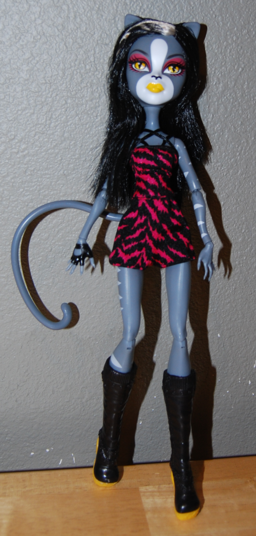 Monster high wheelin werecats 19