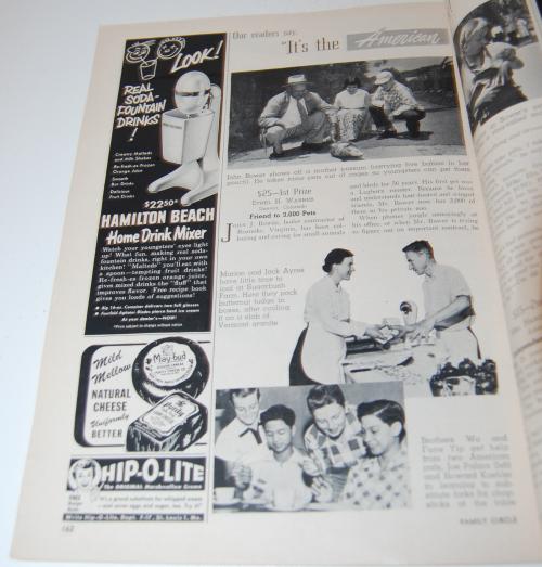 Family circle may 1953 9