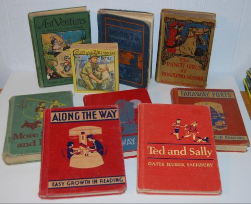 Vintage reader lot