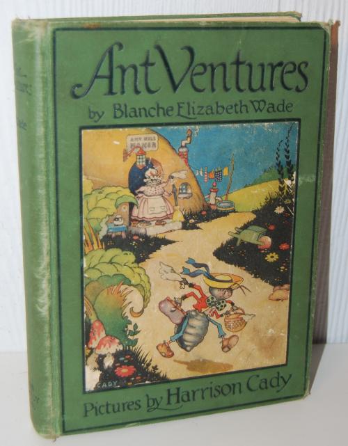 Ant ventures