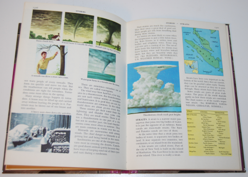 The golden book picture encyclopedia set 10