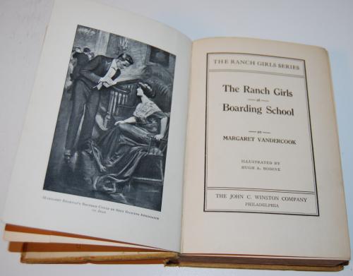 The ranch girls at boarding school 1