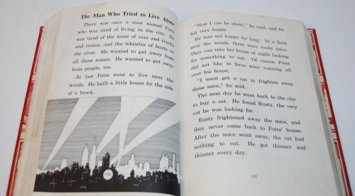 Faraway ports vintage reader 2