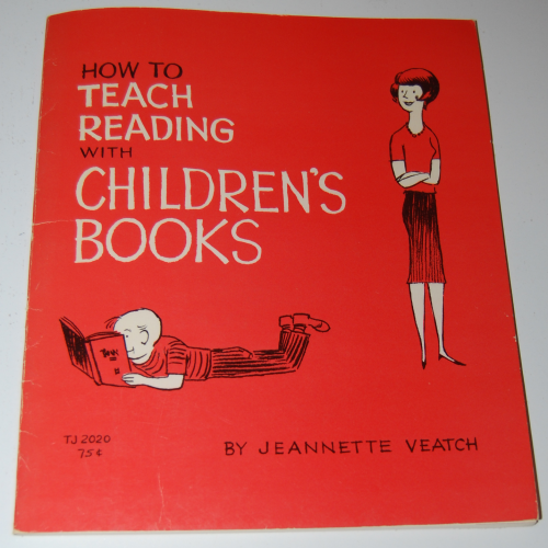 Scholastic book teach reading with children's books
