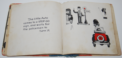 The little auto vintage book 7