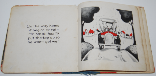 The little auto vintage book 9