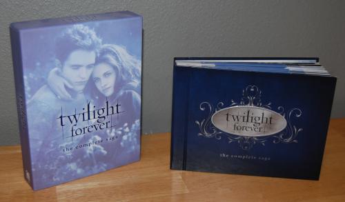 Twilight forever bluray