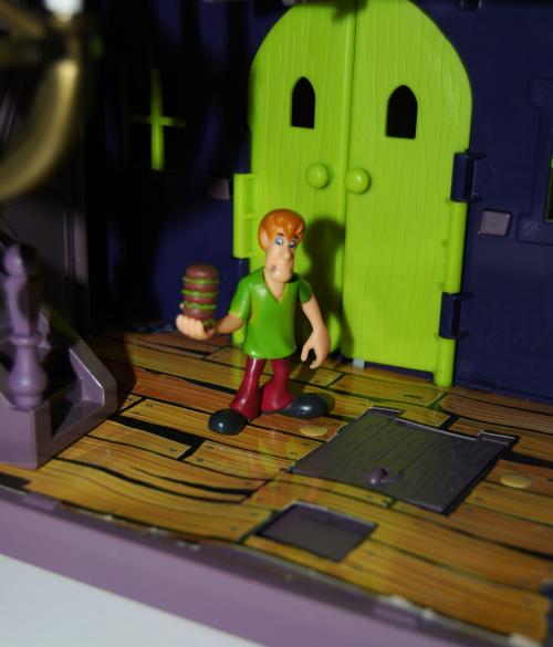 Scooby doo haunted house 5