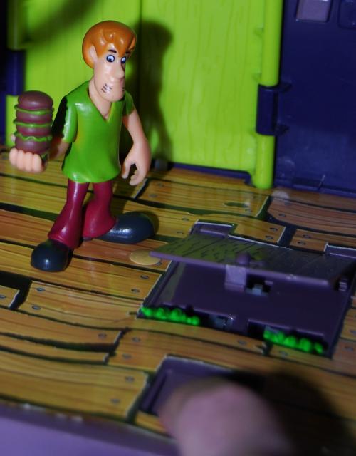 Scooby doo haunted house 7