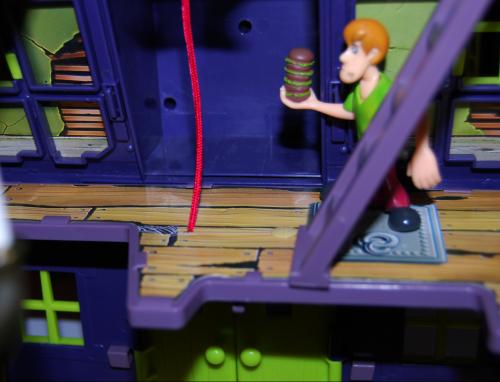 Scooby doo haunted house 8