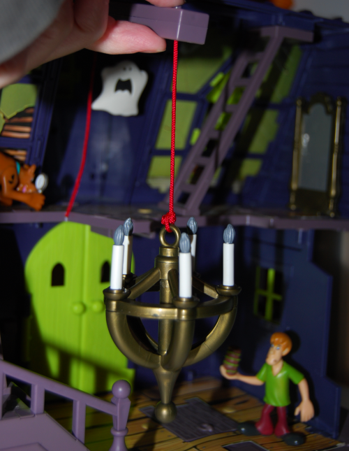 Scooby doo haunted house 13