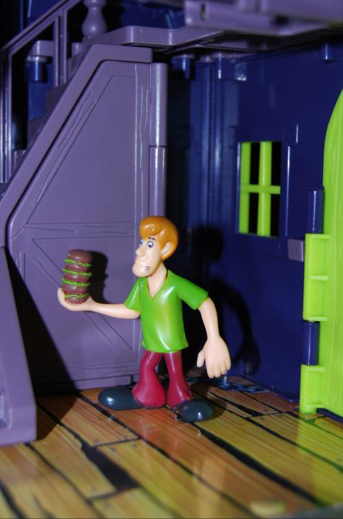 Scooby doo haunted house 14