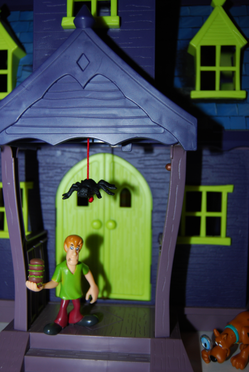 Scooby doo haunted house 17