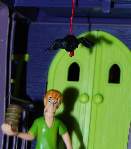 Scooby doo haunted house 18