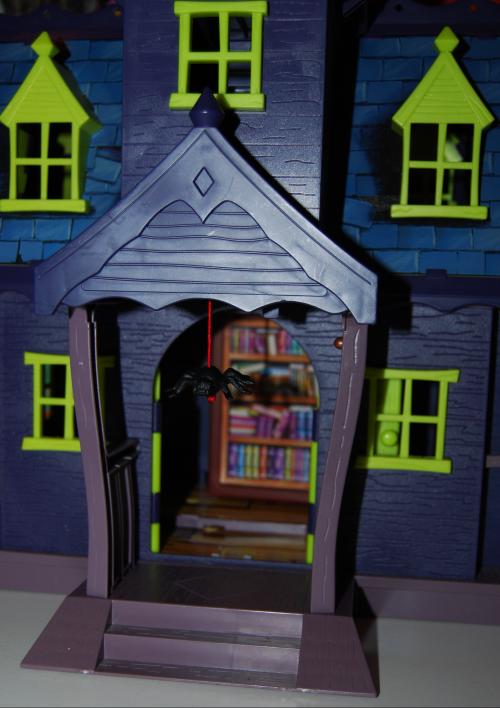 Scooby doo haunted house 19