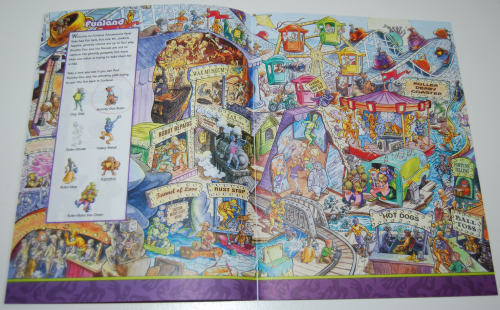 Scooby doo picture find book 2
