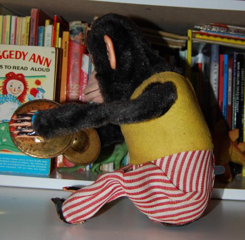 Jolly chimp toy 6