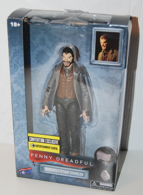 Penny dreadful figure werewolf ethan chandler
