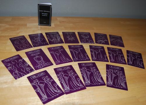 Penny dreadful tarot cards 5