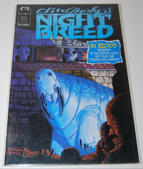 Clive barker comic books 2