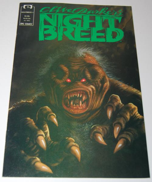 Clive barker comic books 6