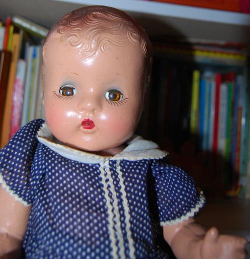 Vintage doll 3