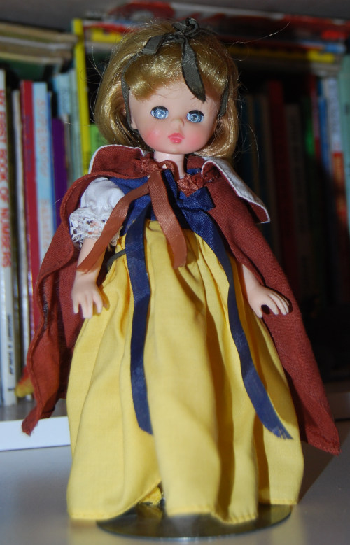Snow white doll 1