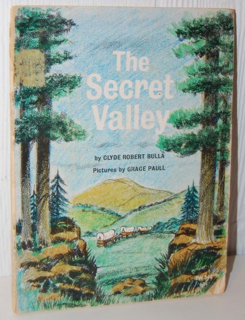 The secret valley scholastic book
