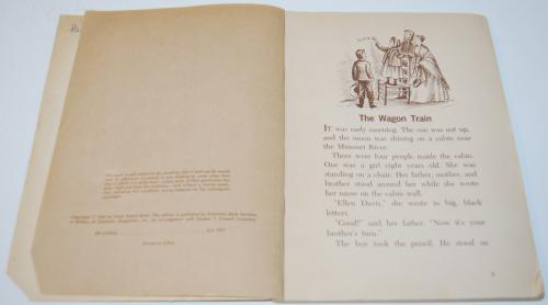 The secret valley scholastic book 1971