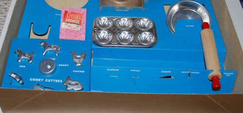 Betty crocker jr baking kit 6