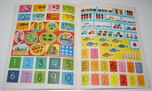 1961 dell 123 sticker fun playbook 2