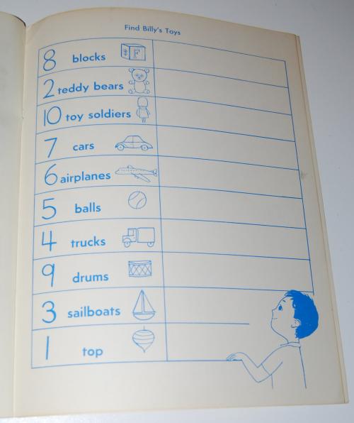 1961 dell 123 sticker fun playbook 3