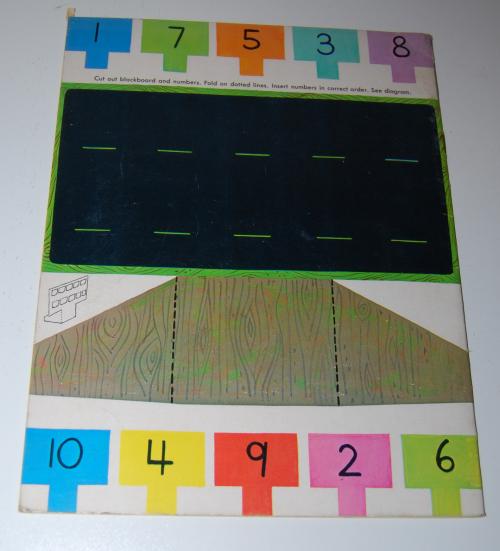 1961 dell 123 sticker fun playbook x