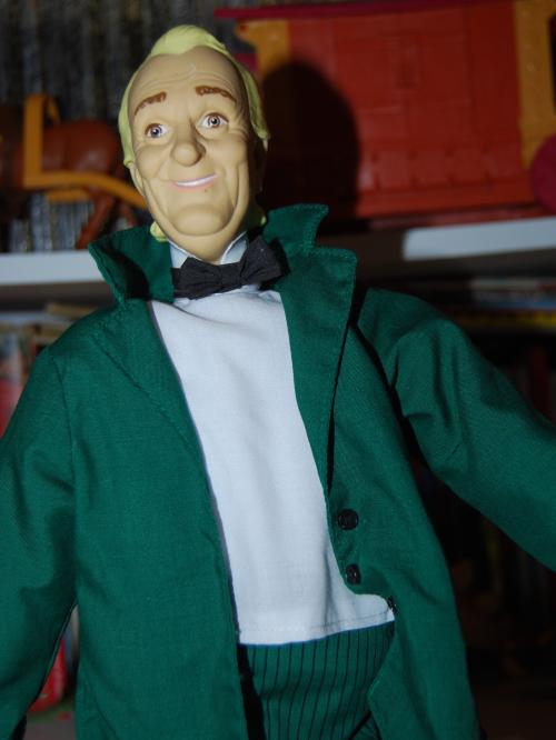 Wizard doll wizard of oz 3