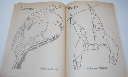 Color me vintage coloring book 8