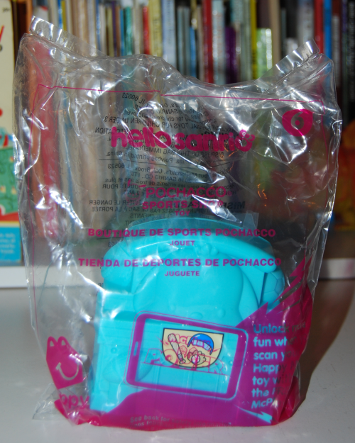 Hello kitty happy meal toys 3