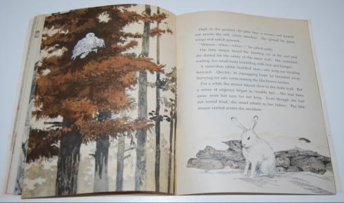 Scholastic book bear mouse 6
