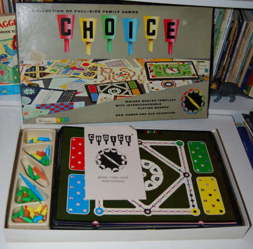 Choice family games