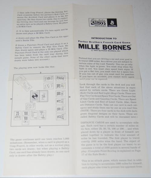 Mille bornes 3