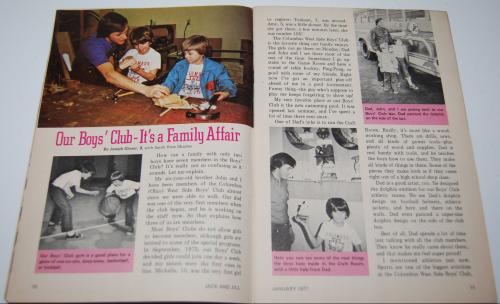 Jack & jill magazine january 1977 4